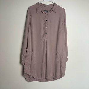 Zara Basic Shirt Dress